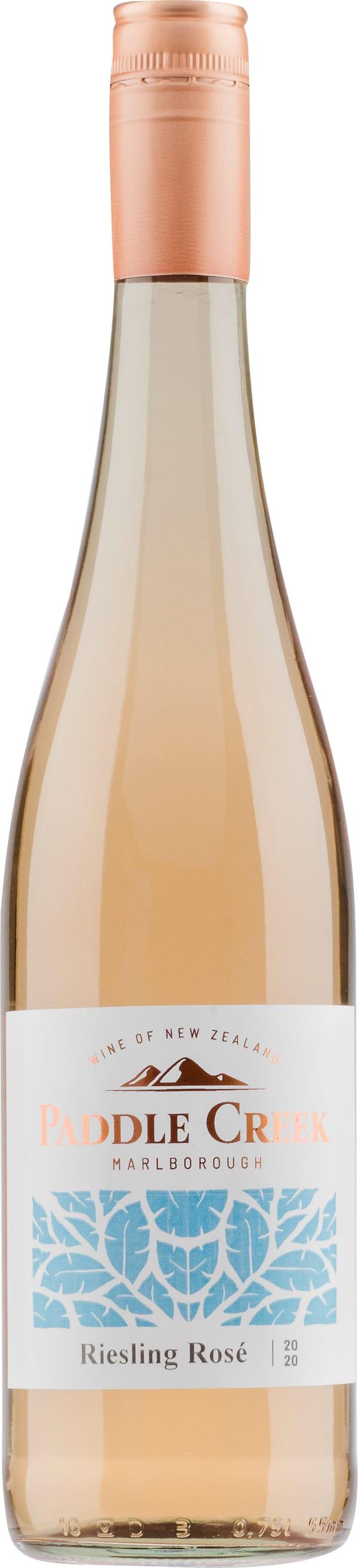 Paddle Creek Riesling Rosé 2020