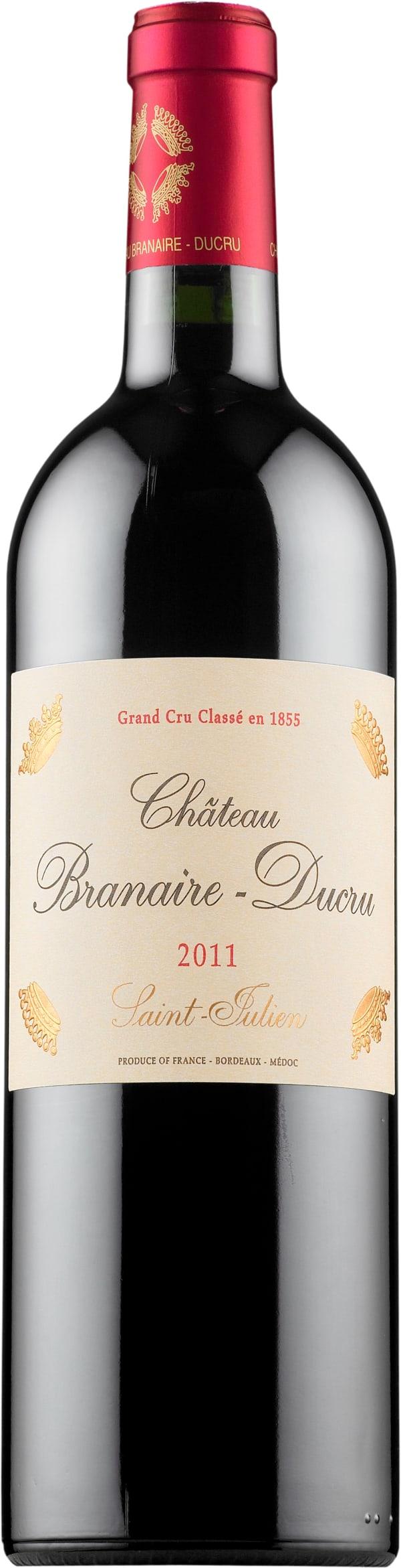 Château Branaire-Ducru 2011