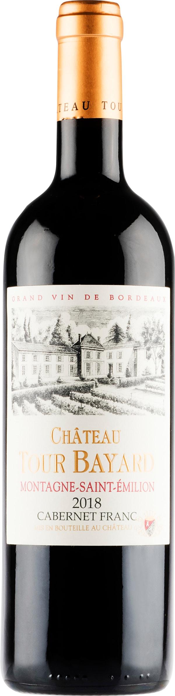 Château Tour Bayard Cabernet Franc 2018
