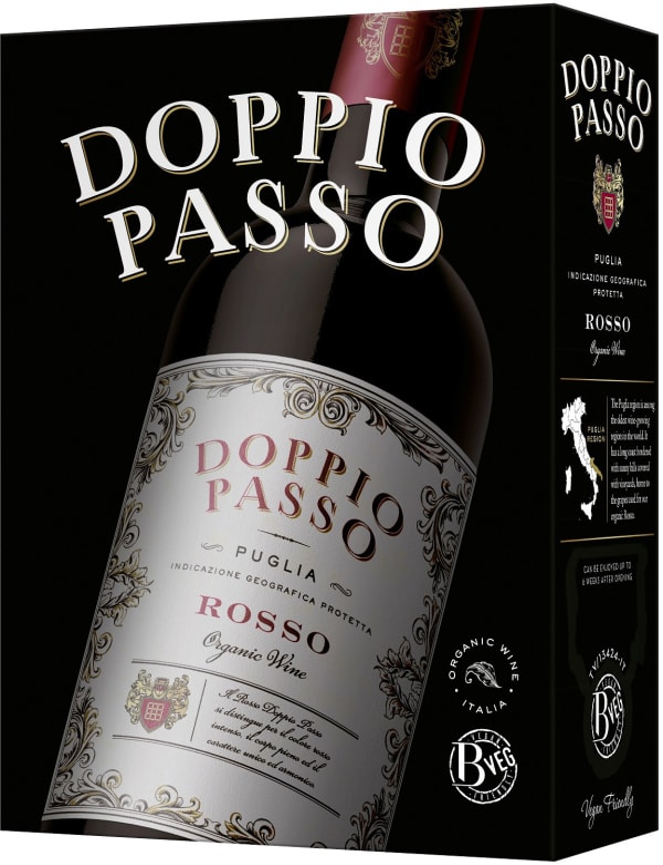Doppio Passo Primitivo 2018 bag-in-box