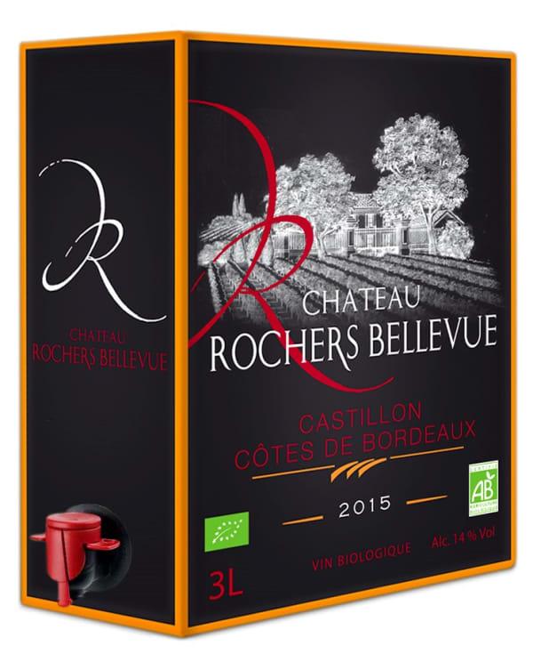 Château Rochers Bellevue 2016 hanapakkaus
