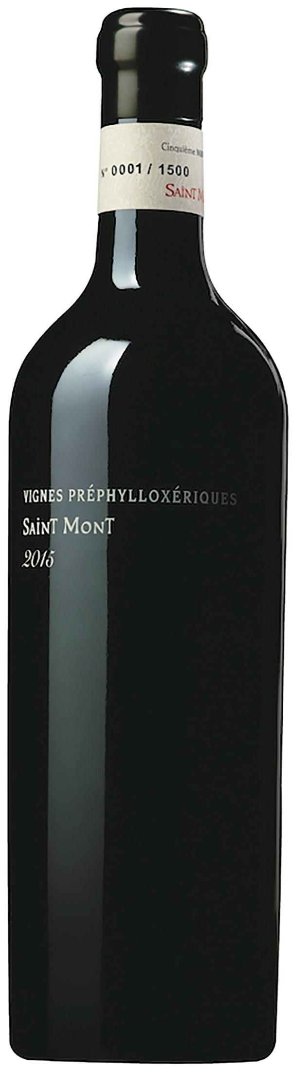 Plaimont Vignes Préphylloxériques 2015