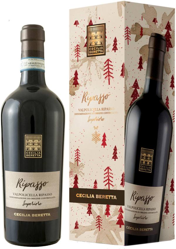 Cecilia Beretta Ripasso 2017 gift packaging