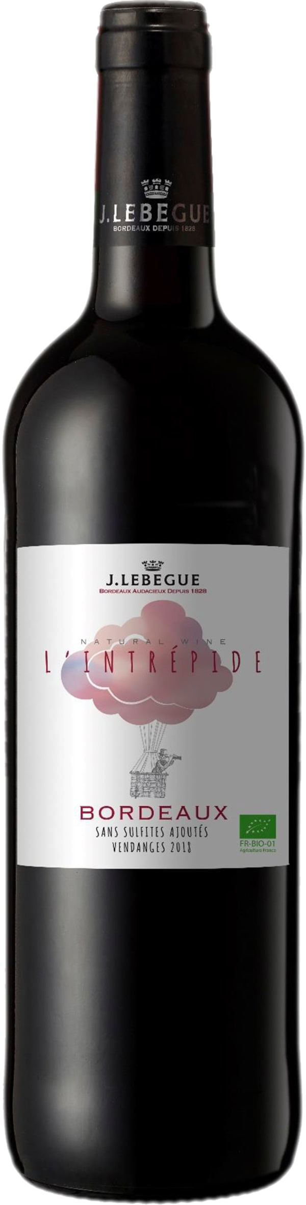 L'Intrépide Natural Wine 2018