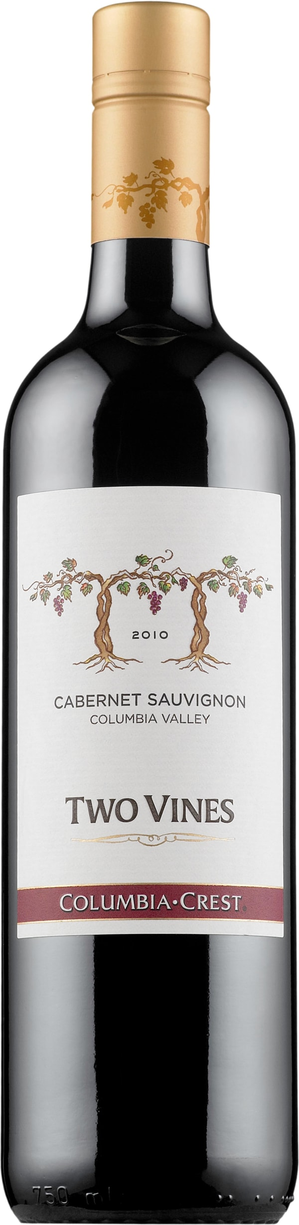 Columbia Crest Two Vines Cabernet Sauvignon 2013