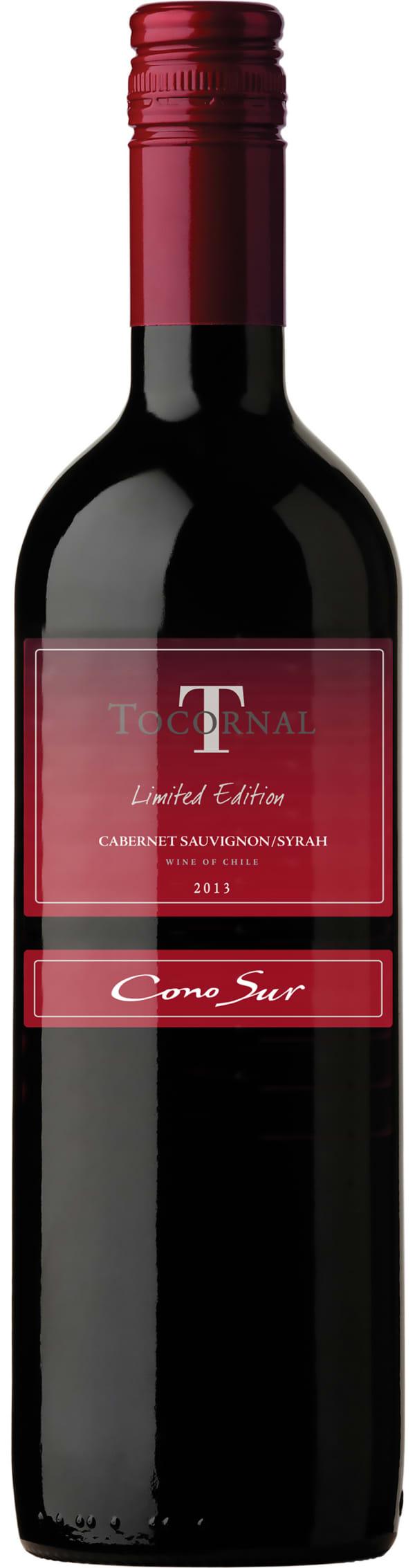 Cono Sur Tocornal Cabernet Sauvignon Syrah 2017