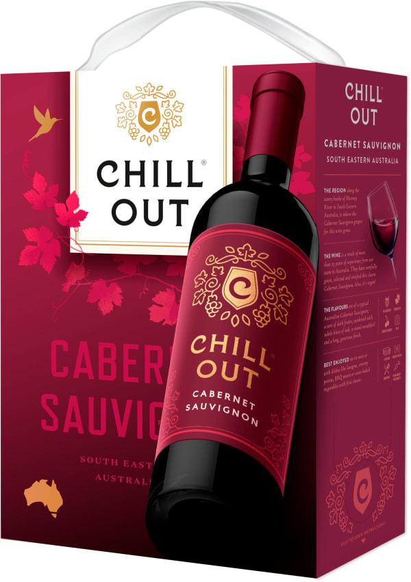 Chill Out Cabernet Sauvignon Australia 2017 bag-in-box