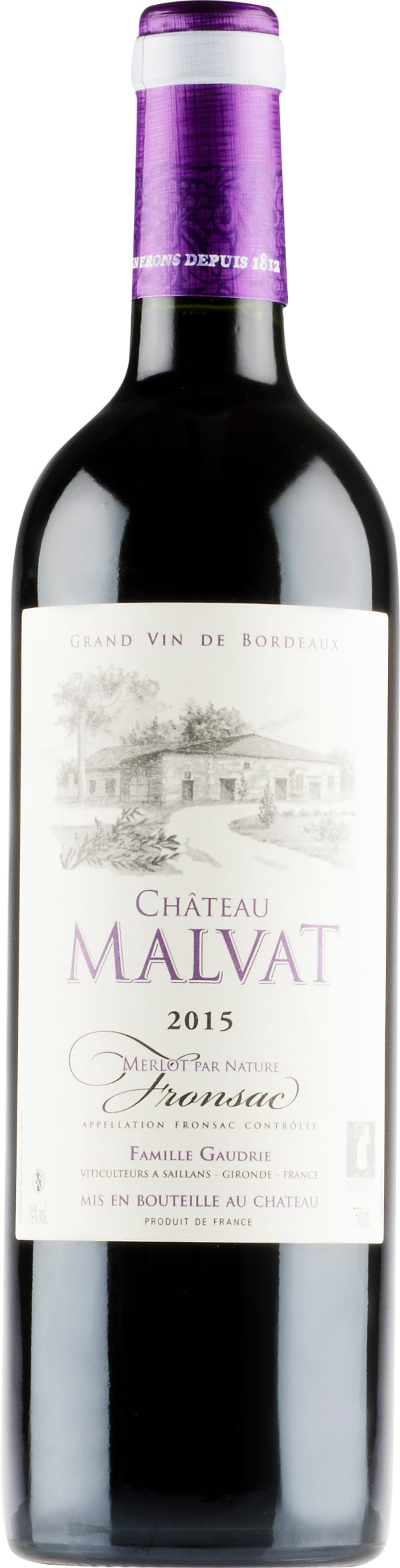 Château Malvat 2015