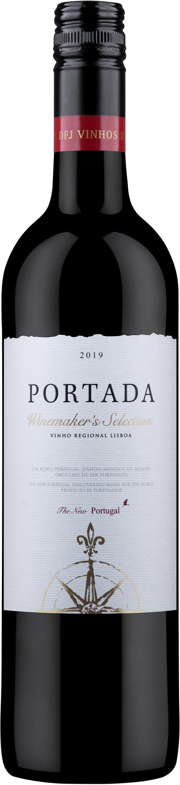 Portada Winemaker´s Selection Red 2019