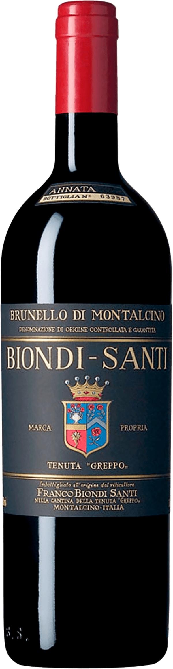 Biondi-Santi Brunello di Montalcino Annata 2012