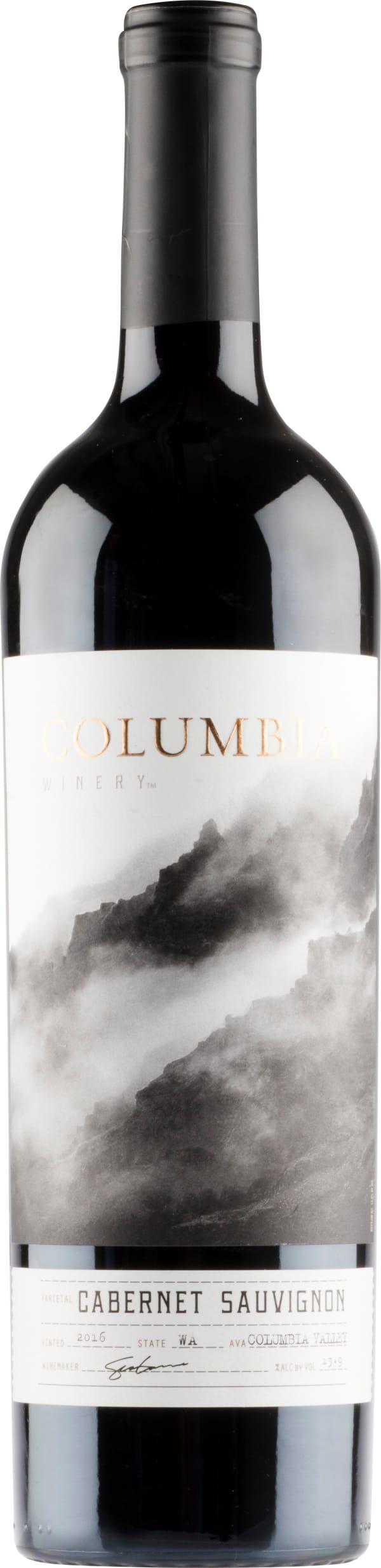 Columbia Winery Cabernet Sauvignon 2016