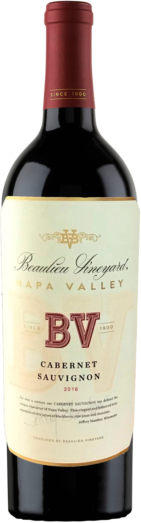 Beaulieu Vineyard Napa Valley Cabernet Sauvignon 2016