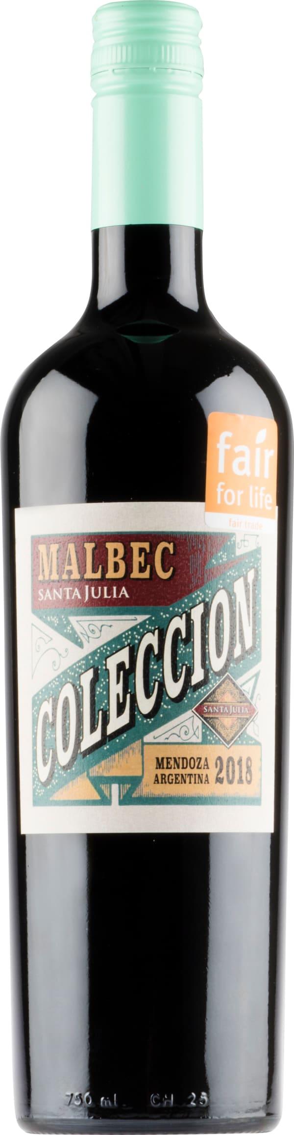 Santa Julia Colección Malbec 2018