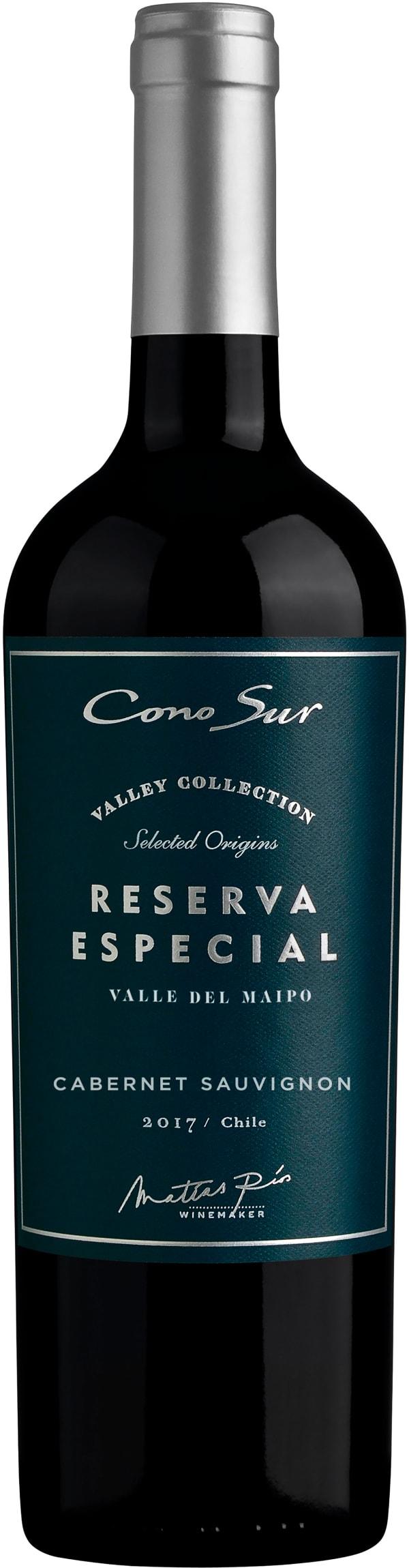 Cono Sur Reserva Especial Cabernet Sauvignon 2017