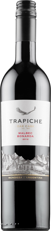 Trapiche Malbec Bonarda Oak Cask 2015