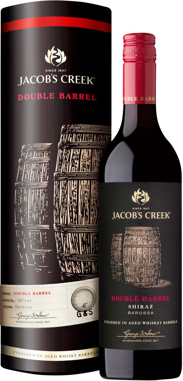 Jacob's Creek Double Barrel Shiraz 5th vintage 2015 presentförpackning
