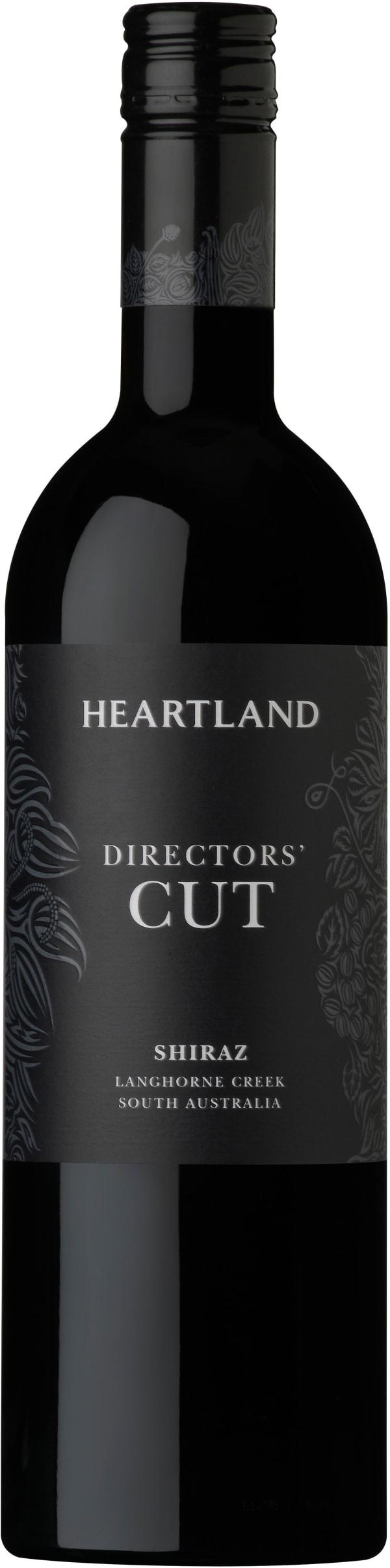 Heartland Directors' Cut Shiraz 2014