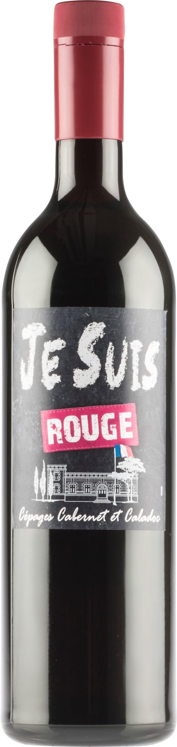 Je Suis Rouge 2020 plastic bottle