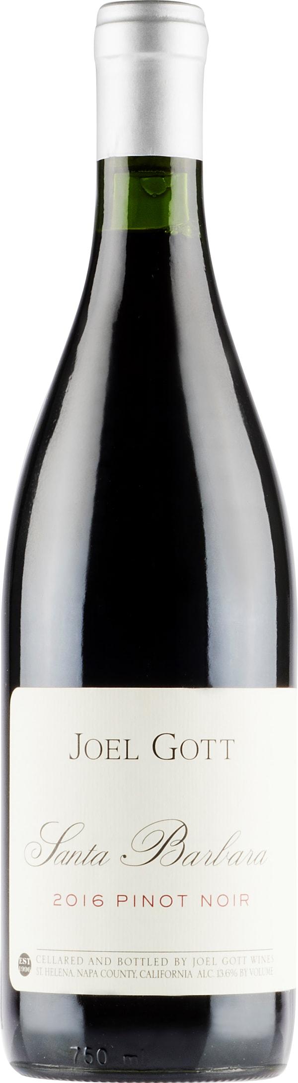 Joel Gott Santa Barbara Pinot Noir 2016