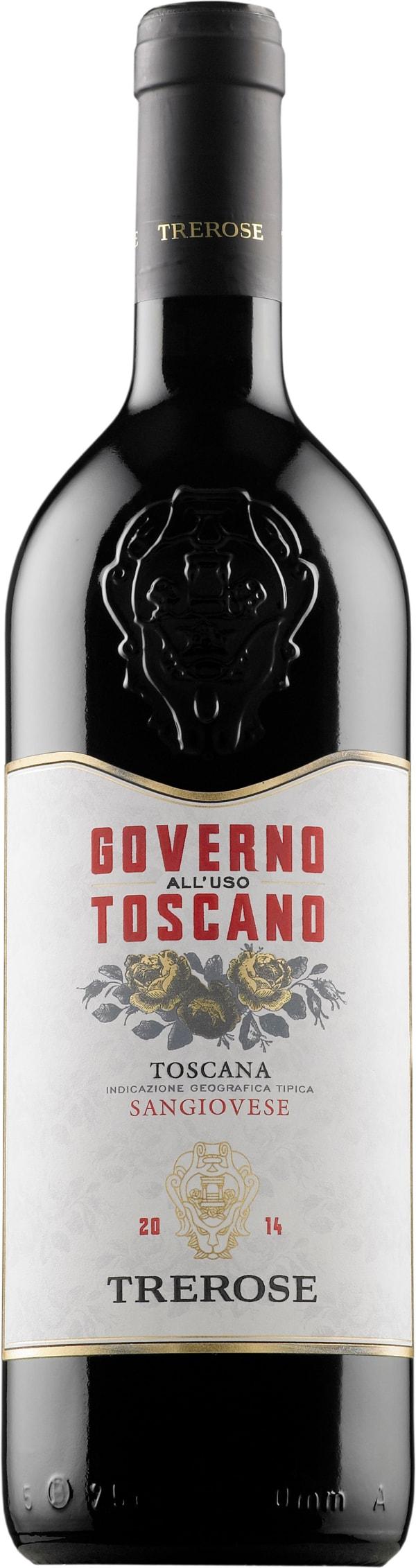 Tre Rose Governo all'Uso Toscano 2016