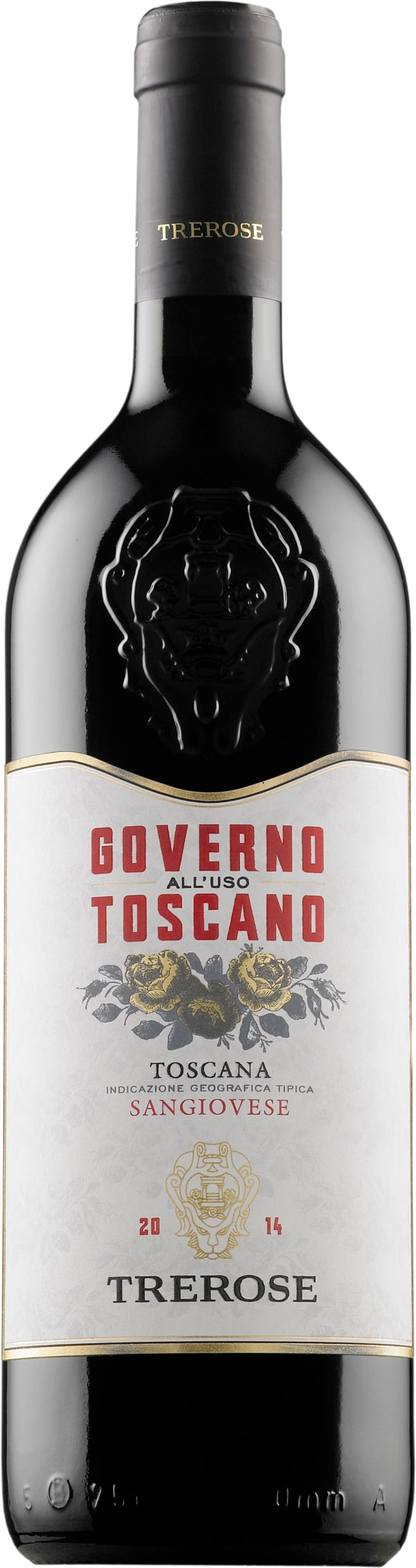 Tre Rose Governo all'Uso Toscano 2018