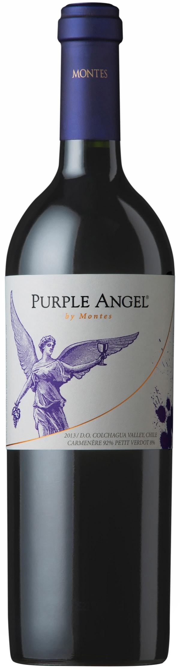 Montes Purple Angel 2013