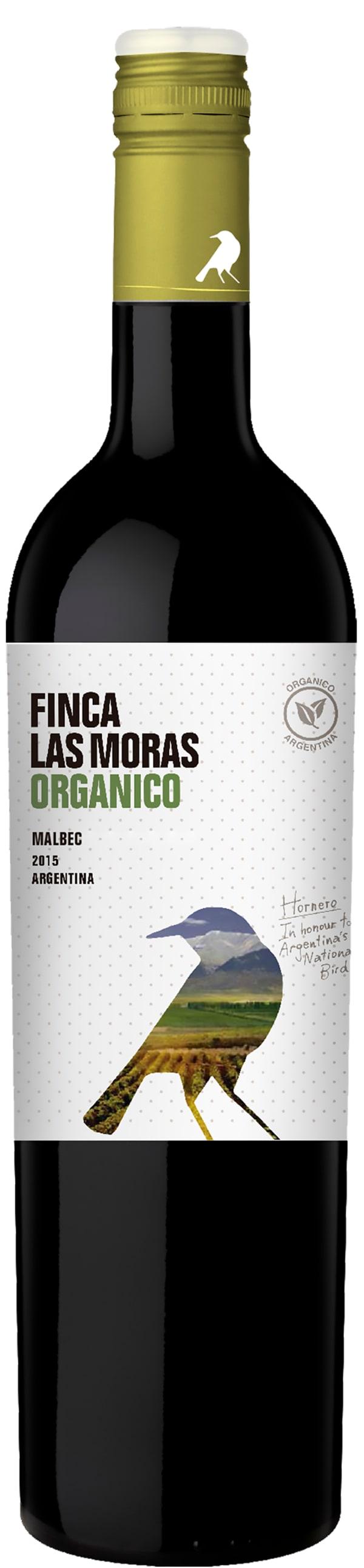 Finca Las Moras Organico Malbec 2017