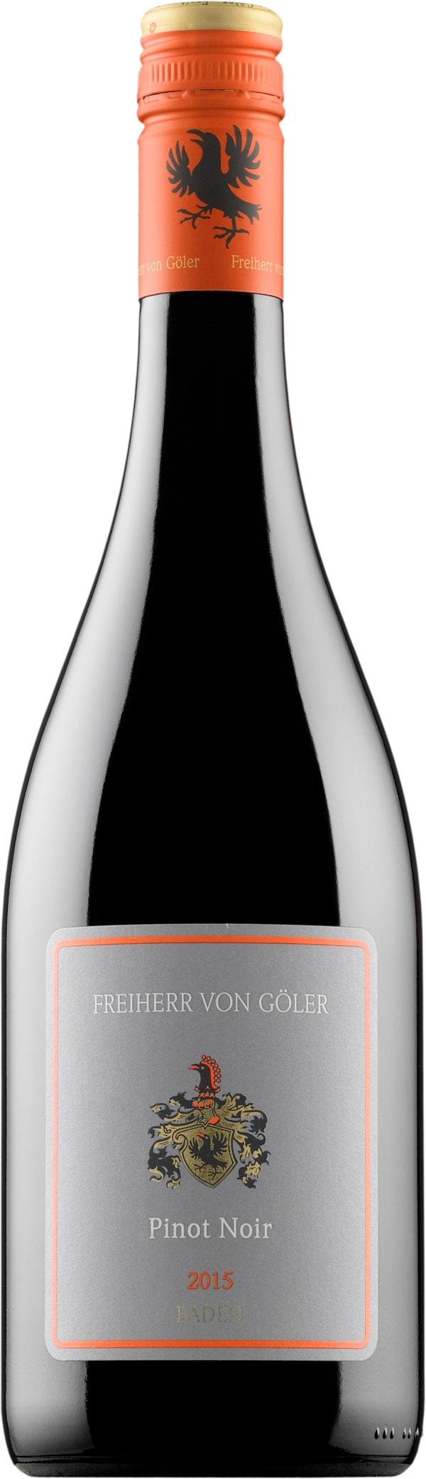 Freiherr von Göler Pinot Noir 2015