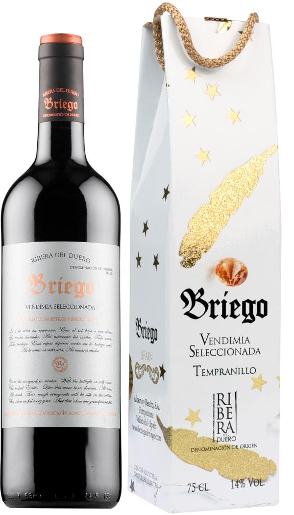 Briego Vendimia Seleccionada 2017 presentförpackning