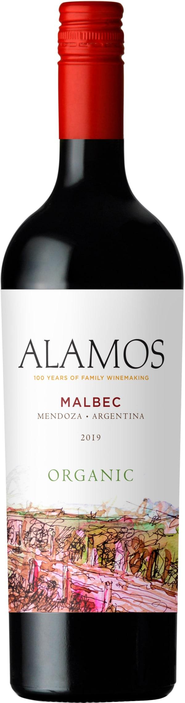 Alamos Malbec Organic 2019