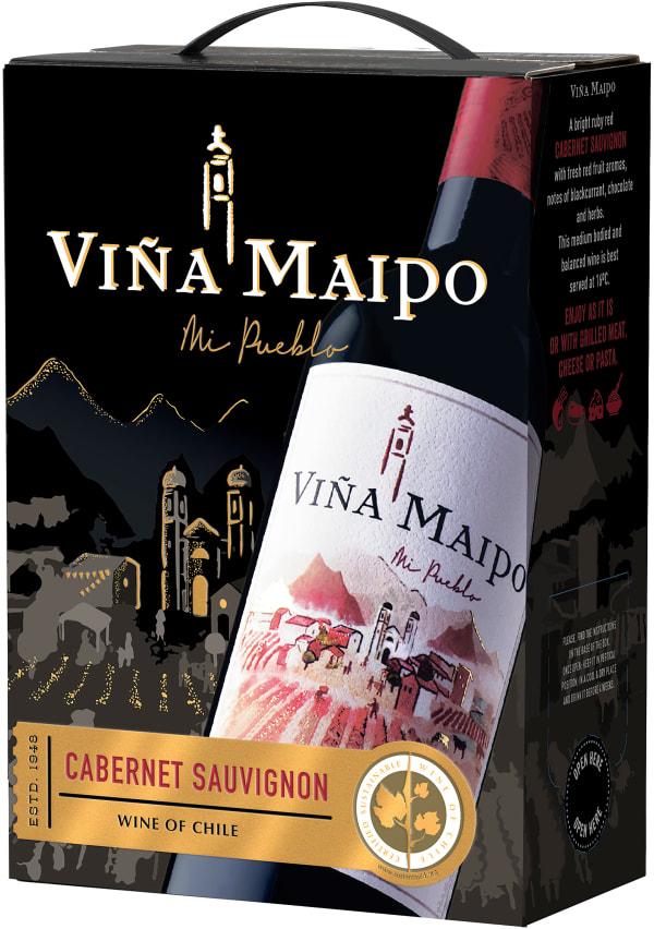Viña Maipo Cabernet Sauvignon 2017 lådvin