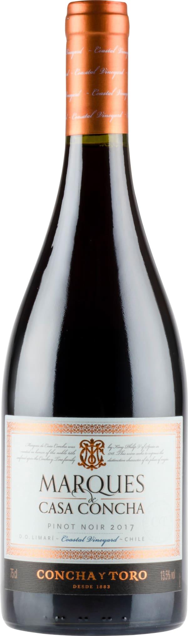 Marques de Casa Concha Pinot Noir 2017
