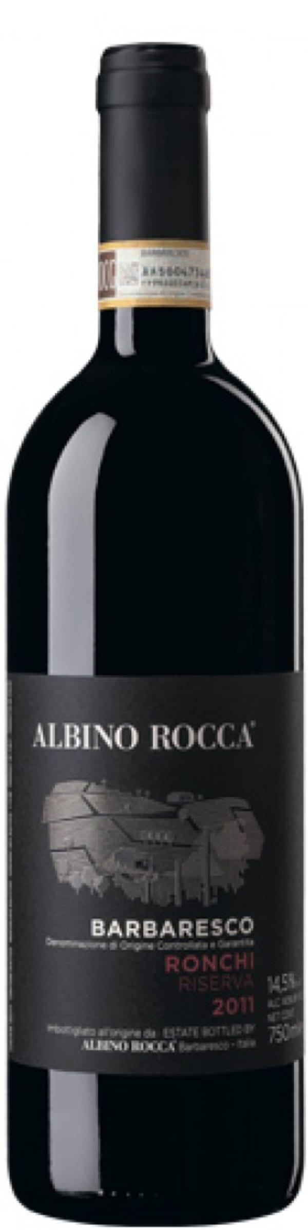 Albino Rocca Barbaresco Riserva Ronchi 2011