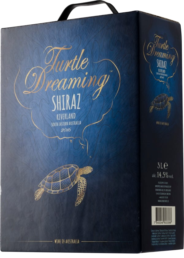 Turtle Dreaming 2019 bag-in-box