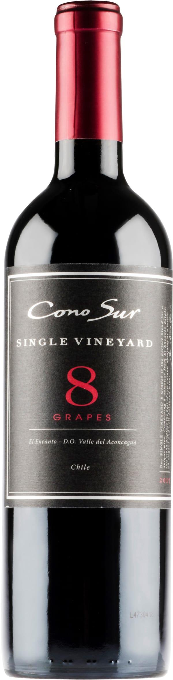 Cono Sur Single Vineyard 8 Grapes 2017
