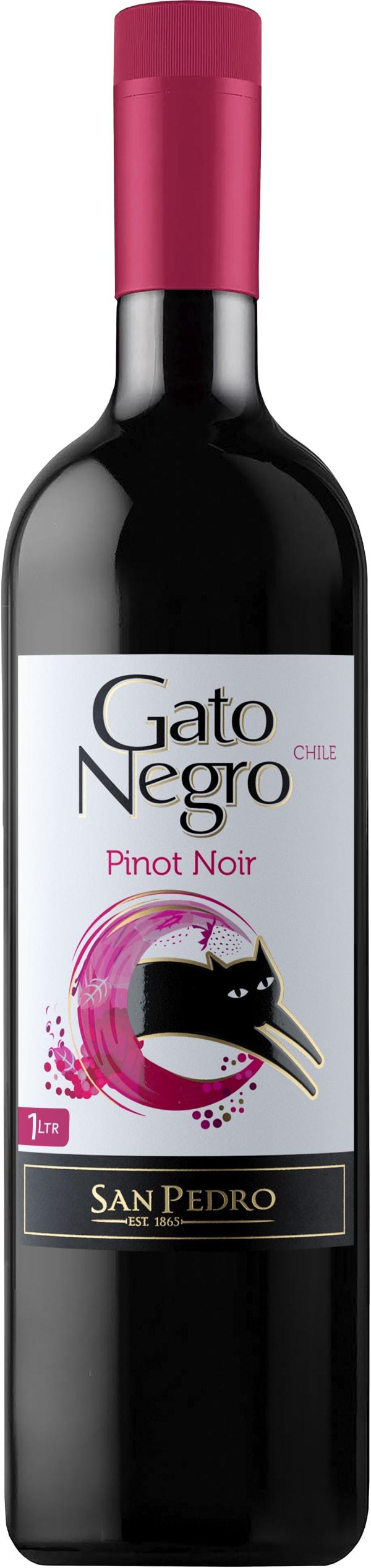 Gato Negro Pinot Noir 2017 plastic bottle