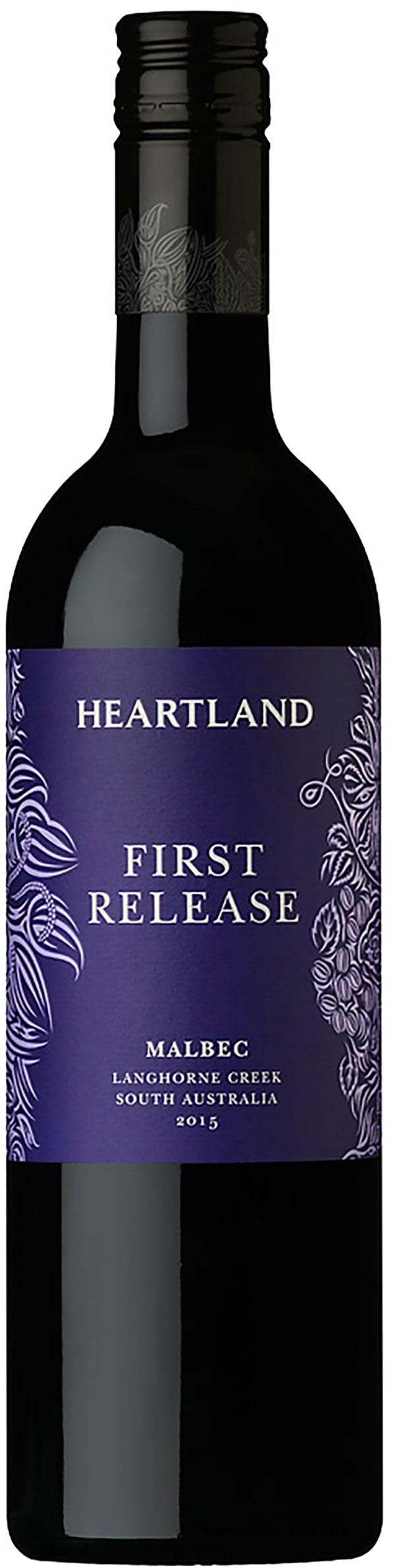 Heartland First Release Malbec 2015