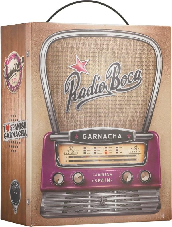 Radio Boca Garnacha 2016 bag-in-box