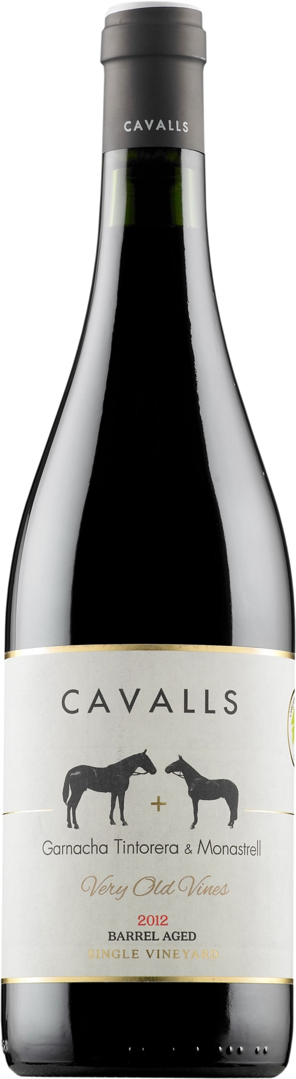 Cavalls Garnacha Tintorera & Monastrell Very Old Vines 2013