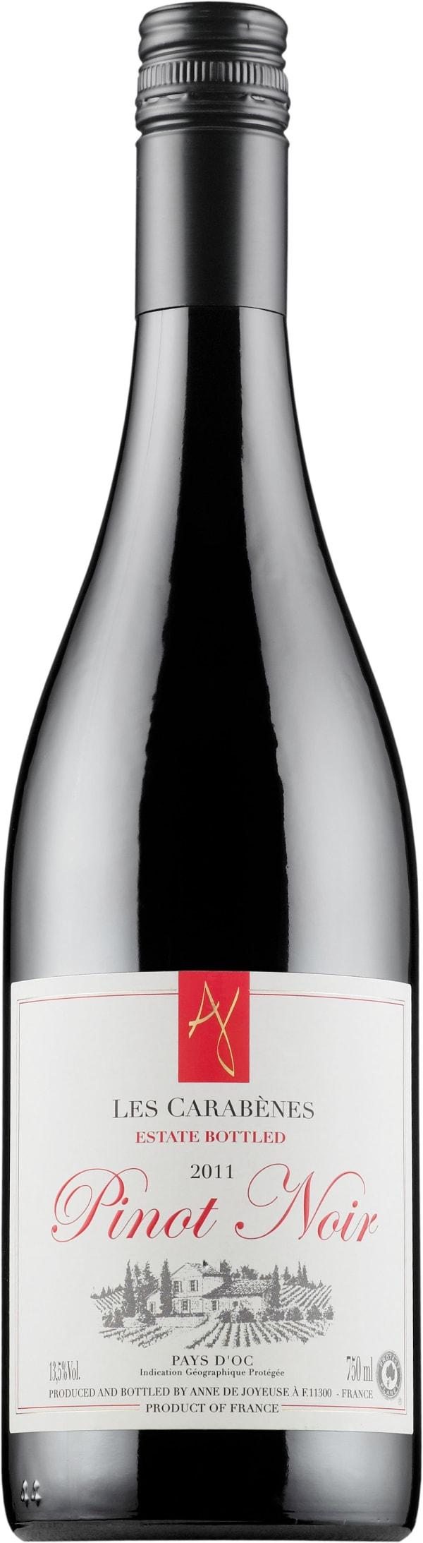 Les Carabènes Pinot Noir 2016