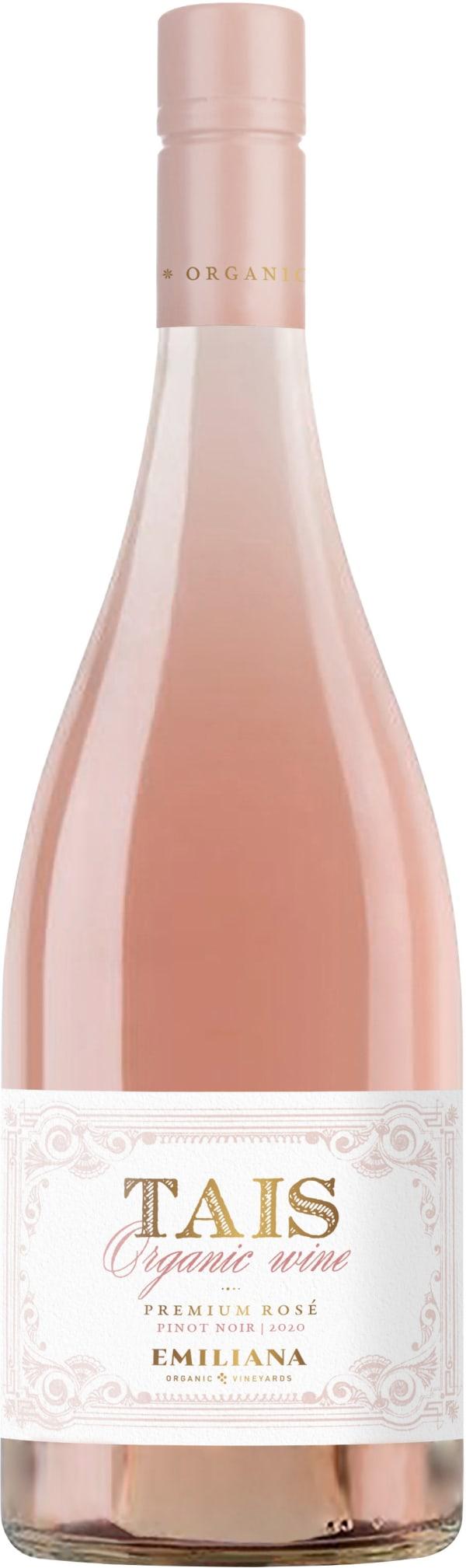 Tais Organic Pinot Noir Rosé 2020