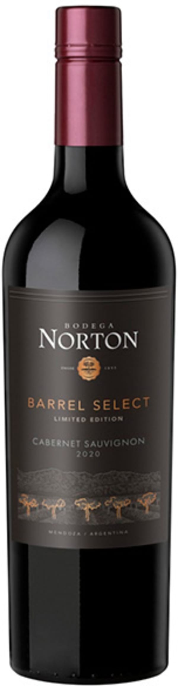 Norton Barrel Select Cabernet Sauvignon 2019