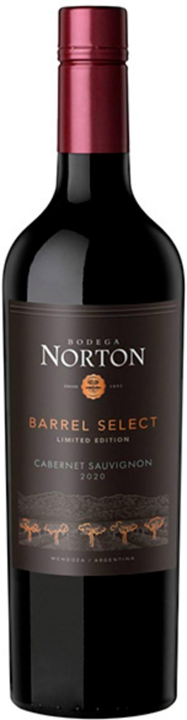 Norton Barrel Select Cabernet Sauvignon 2020