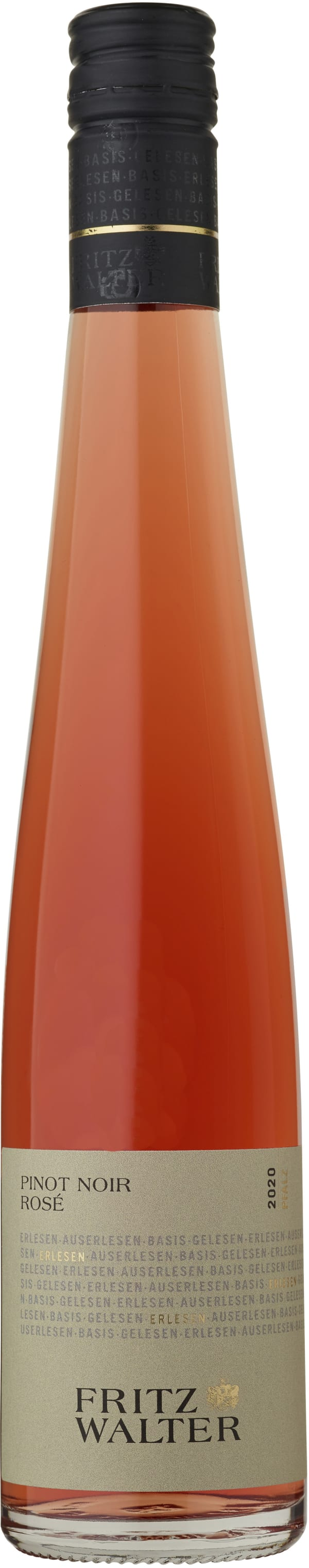 Fritz Walter Pinot Noir Rosé 2019