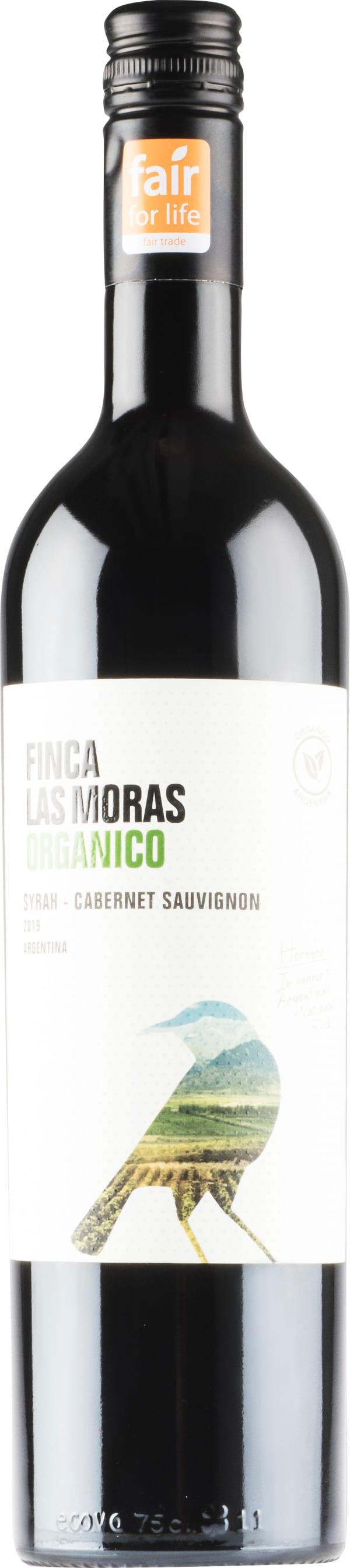 Finca Las Moras Organico Syrah Cabernet Sauvignon 2019