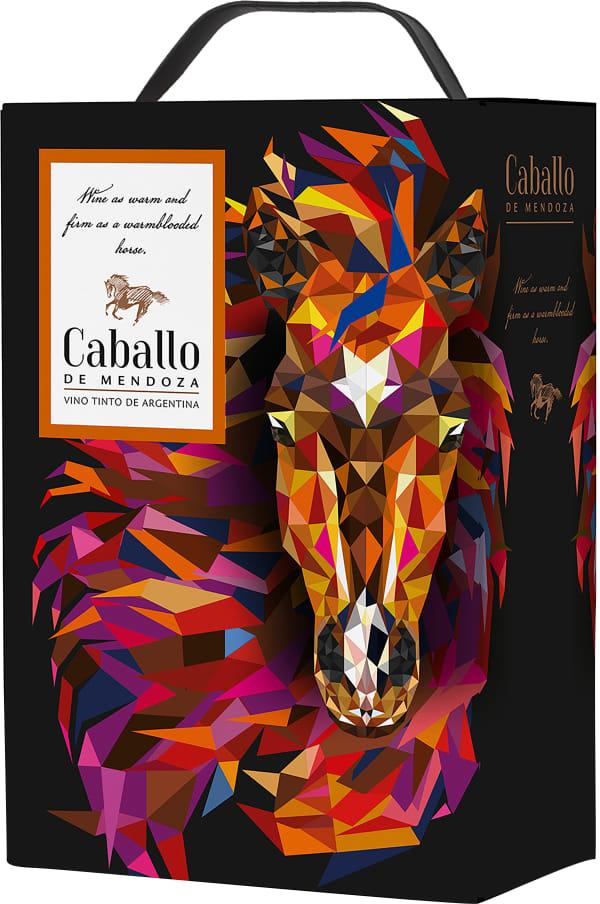 Caballo de Mendoza lådvin