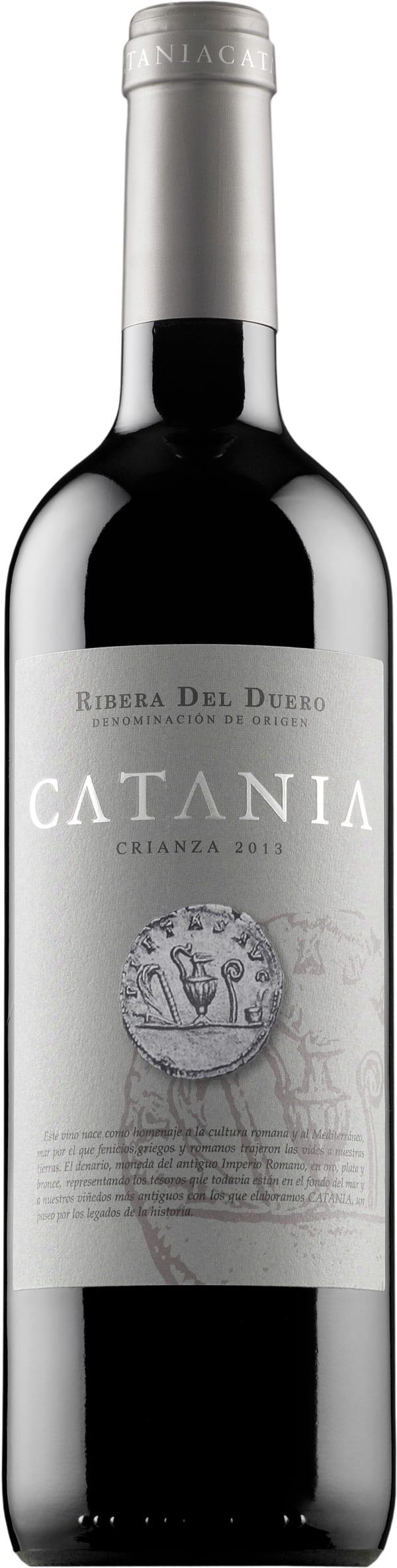 Catania Crianza 2014
