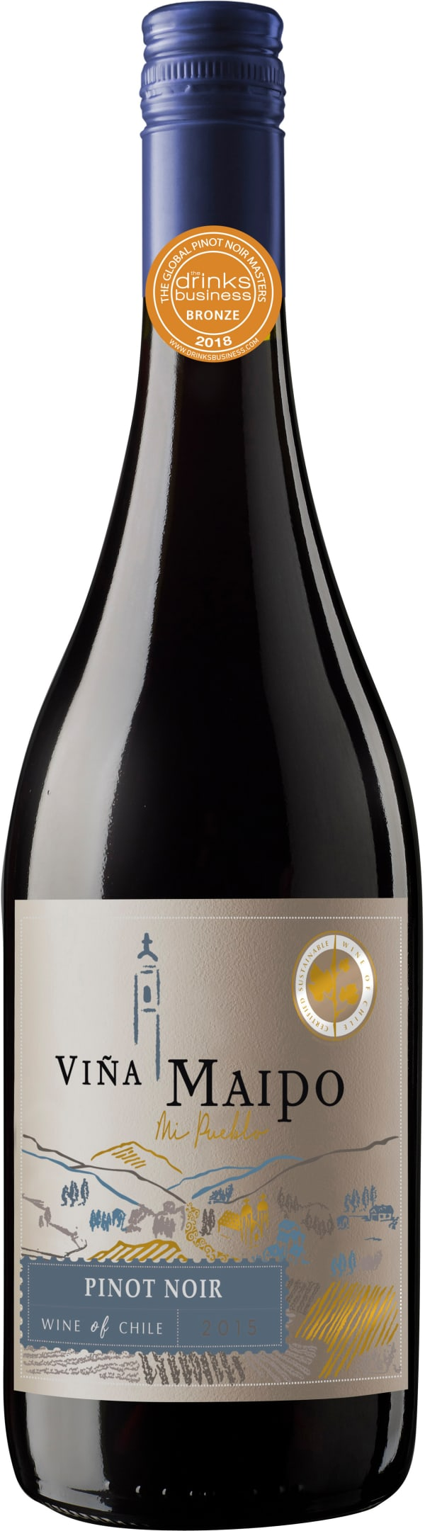 Viña Maipo Pinot Noir 2017