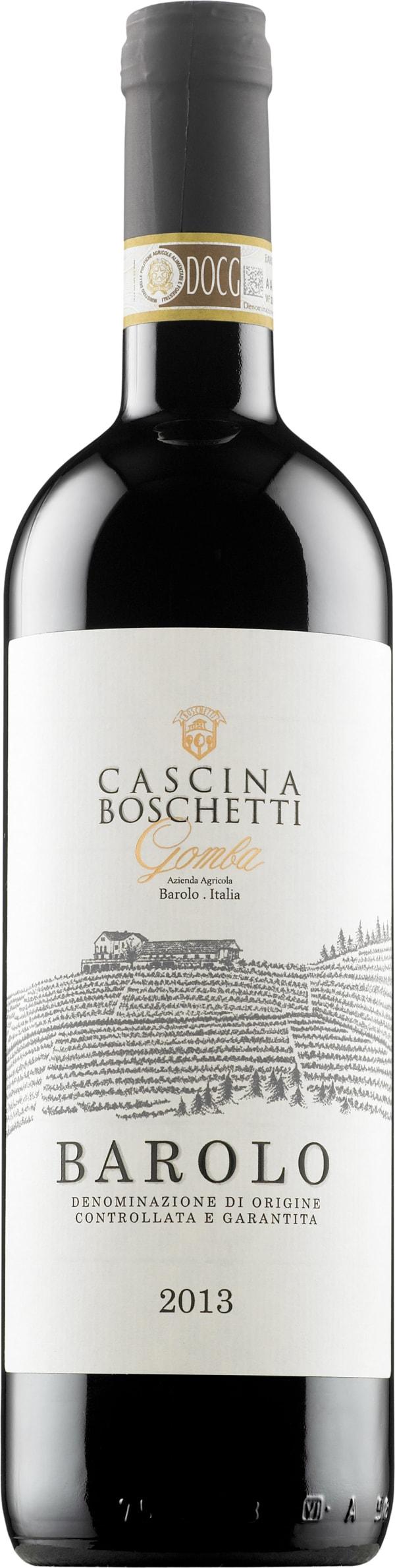 Cascina Boschetti Gomba Barolo 2015