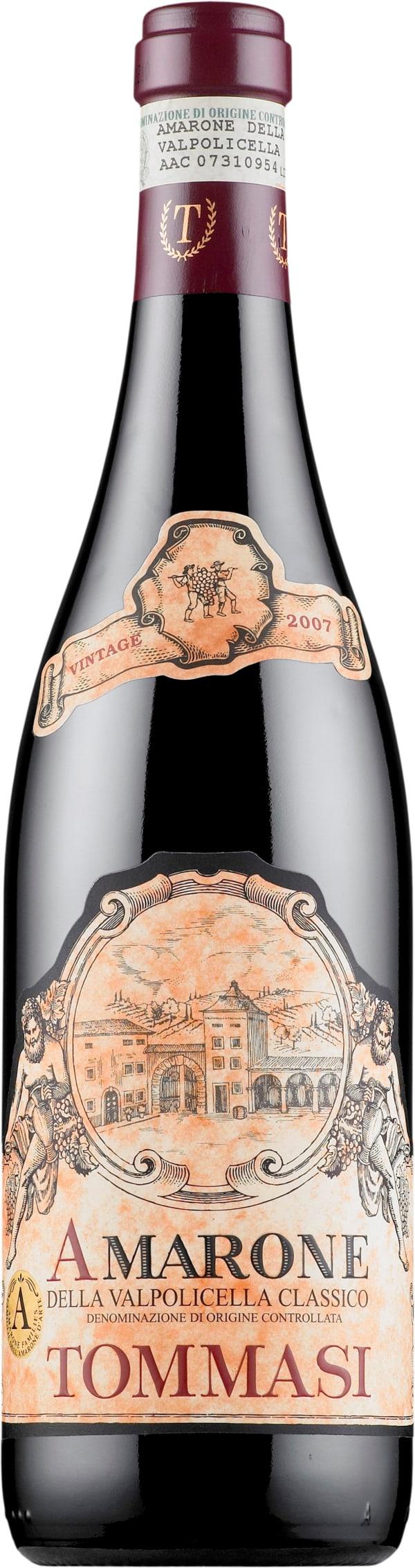 Tommasi Amarone della Valpolicella Classico 2015